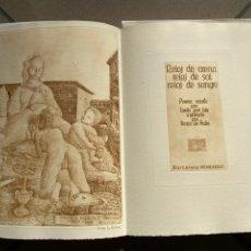 Libros antiguos: RARÍSIMA Y REPUDIADA OBRA DE CELA. ERÓTICA, AGUAFUERTES. FIRMA DE CELA Y DEL ARTISTA. VER FICHA. Lote 234465730