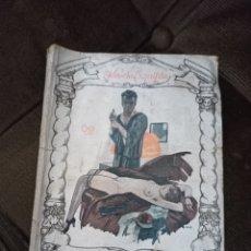 Libros antiguos: EN LA PENDIENTE. COLLADO, DIEGO. LA NOVELA EXQUISITA. AÑO I Nº 9. FLERIDA. MADRID, AÑOS 20. Lote 243149800