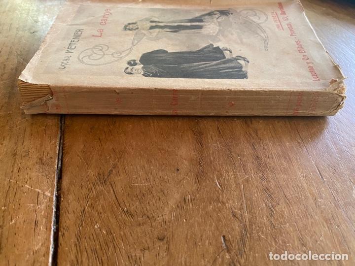 Libros antiguos: Libro La Carne Oscar Metenier -1901 - Foto 2 - 259769590