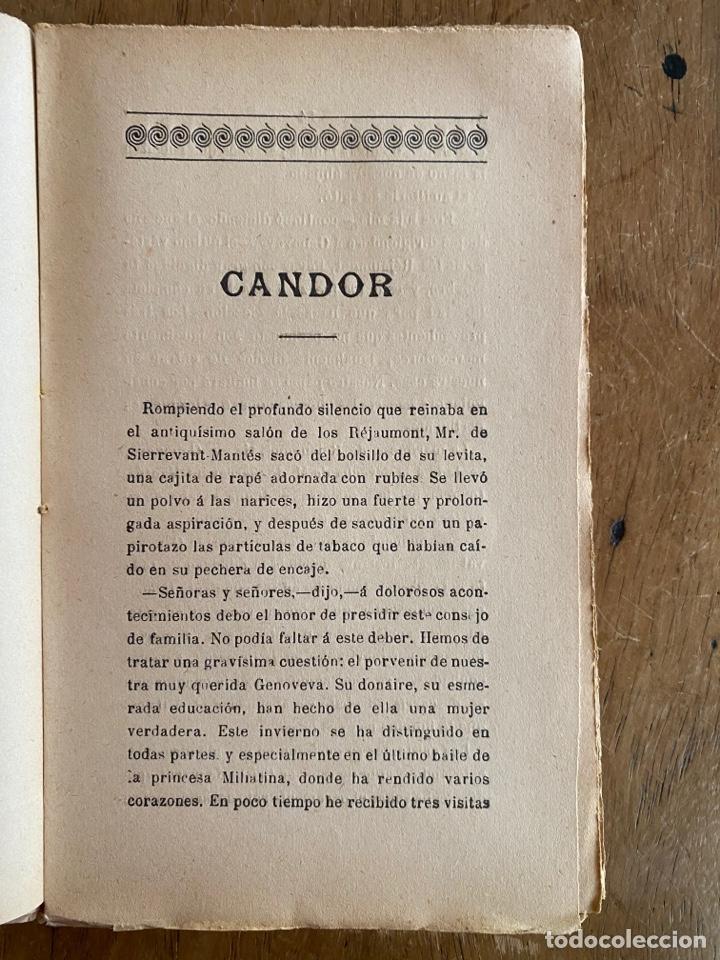 Libros antiguos: Libro La Carne Oscar Metenier -1901 - Foto 5 - 259769590