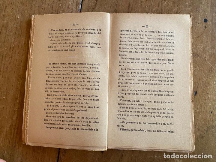 Libros antiguos: Libro La Carne Oscar Metenier -1901 - Foto 6 - 259769590