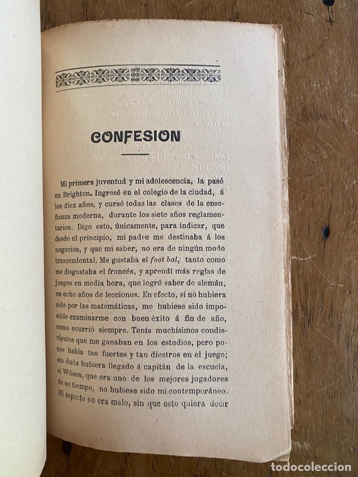 Libros antiguos: Libro La Carne Oscar Metenier -1901 - Foto 8 - 259769590