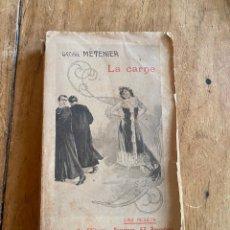 Libros antiguos: LIBRO LA CARNE OSCAR METENIER -1901. Lote 259769590