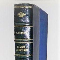 Libros antiguos: AGUSTIN DE ROJAS ... EL VIAJE ENTRETENIDO ... 1901. Lote 262614660