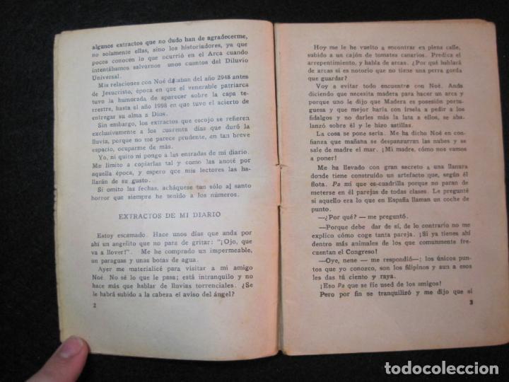 Libros antiguos: LA NOVELA DEL DIA-EL DILUVIO UNIVERSAL-NUM·94-DIABLO-NOVELA EROTICA-VER FOTOS-(K-2876) - Foto 9 - 263765955
