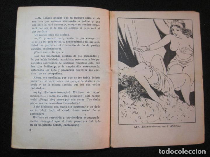 Libros antiguos: LA NOVELA DEL DIA-EL DILUVIO UNIVERSAL-NUM·94-DIABLO-NOVELA EROTICA-VER FOTOS-(K-2876) - Foto 11 - 263765955