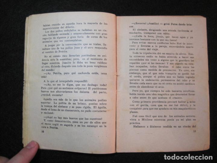 Libros antiguos: LA NOVELA DEL DIA-EL DILUVIO UNIVERSAL-NUM·94-DIABLO-NOVELA EROTICA-VER FOTOS-(K-2876) - Foto 13 - 263765955