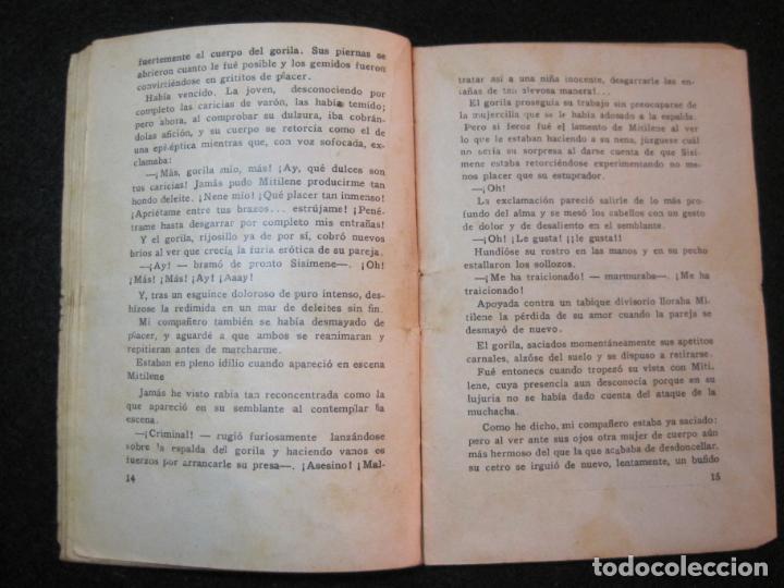 Libros antiguos: LA NOVELA DEL DIA-EL DILUVIO UNIVERSAL-NUM·94-DIABLO-NOVELA EROTICA-VER FOTOS-(K-2876) - Foto 15 - 263765955