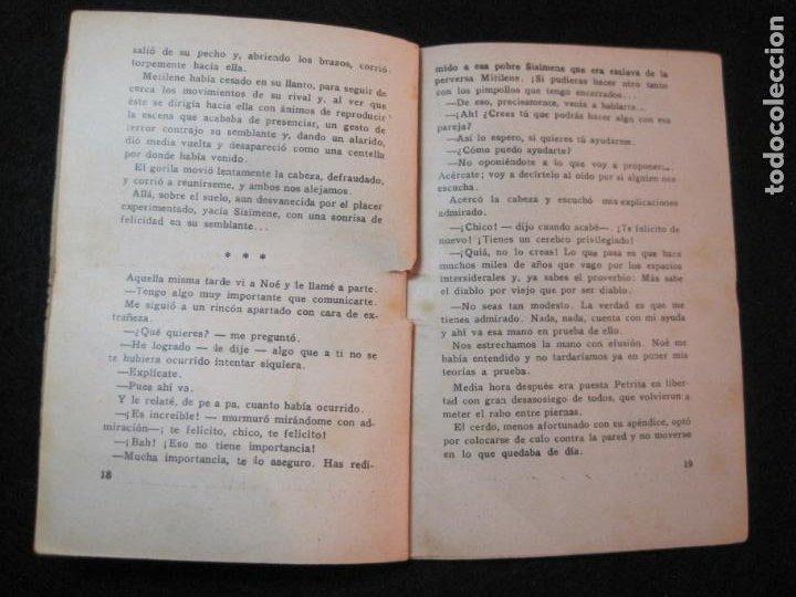 Libros antiguos: LA NOVELA DEL DIA-EL DILUVIO UNIVERSAL-NUM·94-DIABLO-NOVELA EROTICA-VER FOTOS-(K-2876) - Foto 18 - 263765955