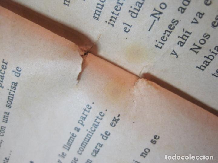 Libros antiguos: LA NOVELA DEL DIA-EL DILUVIO UNIVERSAL-NUM·94-DIABLO-NOVELA EROTICA-VER FOTOS-(K-2876) - Foto 19 - 263765955