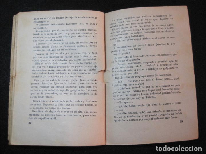 Libros antiguos: LA NOVELA DEL DIA-EL DILUVIO UNIVERSAL-NUM·94-DIABLO-NOVELA EROTICA-VER FOTOS-(K-2876) - Foto 21 - 263765955