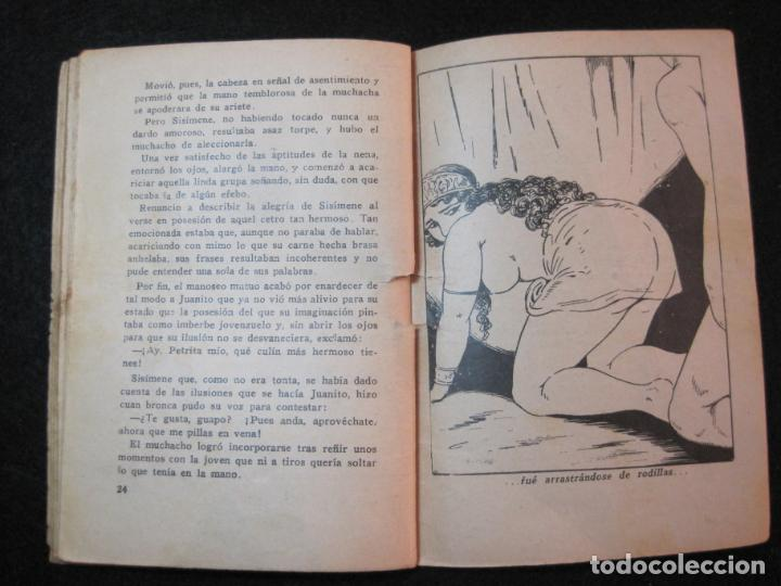 Libros antiguos: LA NOVELA DEL DIA-EL DILUVIO UNIVERSAL-NUM·94-DIABLO-NOVELA EROTICA-VER FOTOS-(K-2876) - Foto 22 - 263765955