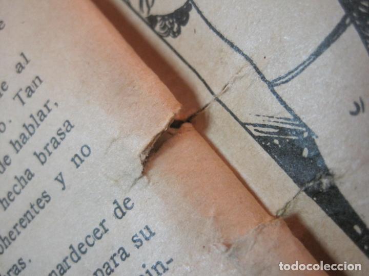 Libros antiguos: LA NOVELA DEL DIA-EL DILUVIO UNIVERSAL-NUM·94-DIABLO-NOVELA EROTICA-VER FOTOS-(K-2876) - Foto 23 - 263765955