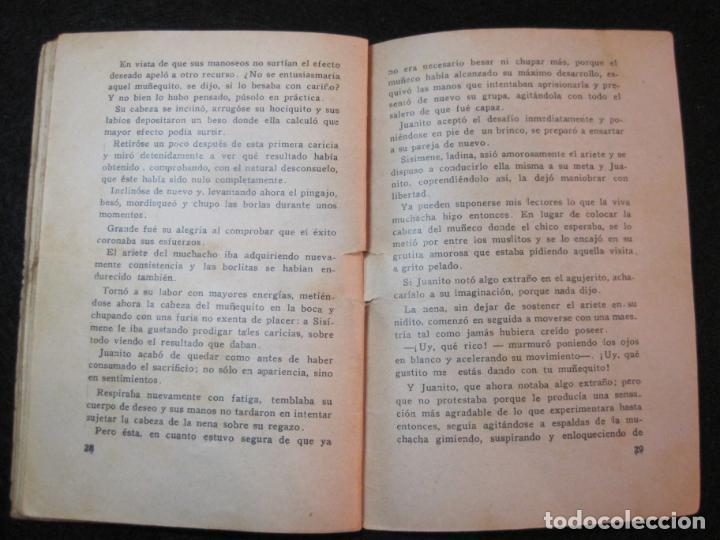 Libros antiguos: LA NOVELA DEL DIA-EL DILUVIO UNIVERSAL-NUM·94-DIABLO-NOVELA EROTICA-VER FOTOS-(K-2876) - Foto 25 - 263765955