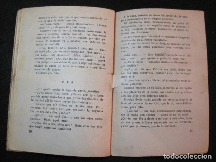 Libros antiguos: LA NOVELA DEL DIA-EL DILUVIO UNIVERSAL-NUM·94-DIABLO-NOVELA EROTICA-VER FOTOS-(K-2876) - Foto 26 - 263765955