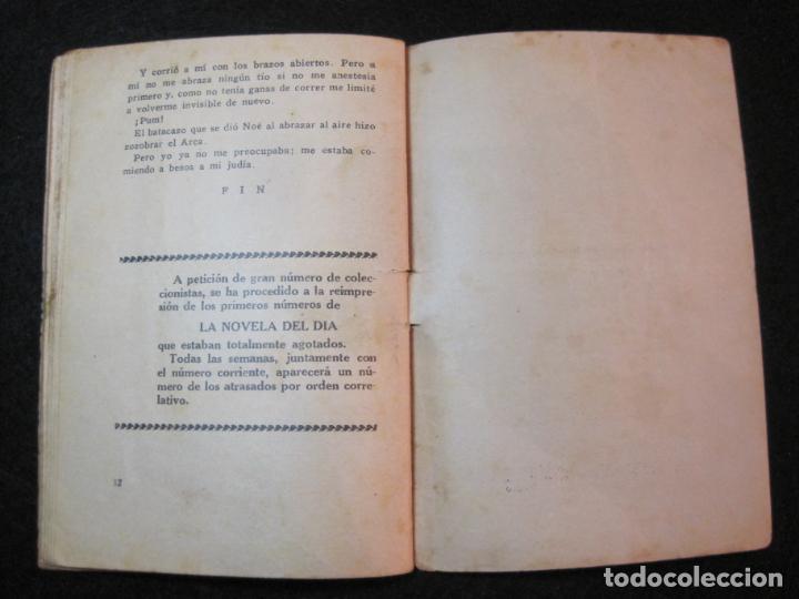 Libros antiguos: LA NOVELA DEL DIA-EL DILUVIO UNIVERSAL-NUM·94-DIABLO-NOVELA EROTICA-VER FOTOS-(K-2876) - Foto 27 - 263765955