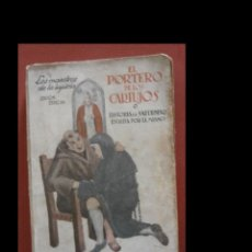 Libri antichi: EL PORTERO DE LOS CARTUJOS O HISTORIA DE SATURNINO ESCRITA POR EL MISMO. GERVAISE LA TOUCHE. Lote 270343198