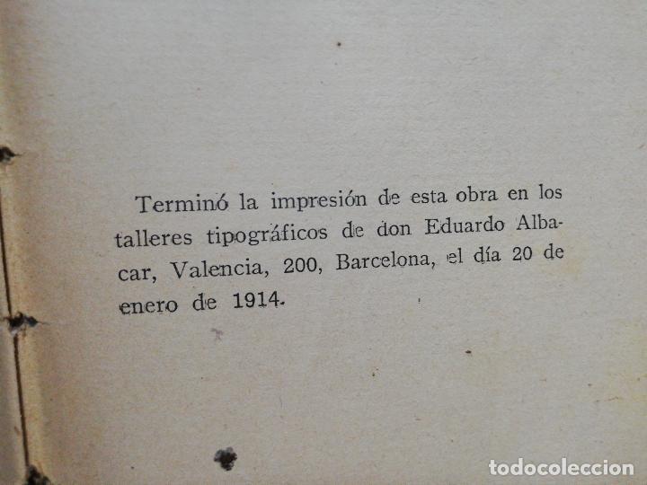 Libros antiguos: LA VOLUPTUOSA. MIGUEL RIVAS. BIBLIOTECA EROTICA. ANTONIO BAEZA. 1913. PAGS. 205. - Foto 7 - 284702658