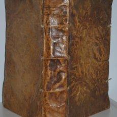 Libros antiguos: 1775.- TRATADO DE LA VANIDAD DEL MUNDO. DIEGO DE ESTELLA. IMPRENTA MARIN. 2 OBRAS.. Lote 26360075