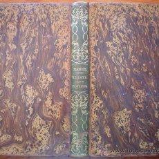 Libros antiguos: 1854 - ENSAYO SOBRE EL PANTEISMO EN LAS SOCIEDADES MODERNAS - MARET - PASTA ESPAÑOLA. Lote 27037857