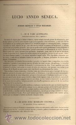 Libros antiguos: OBRAS ESCOGIDAS DE FILÓSOFOS – AÑO 1873 - Foto 3 - 45844510