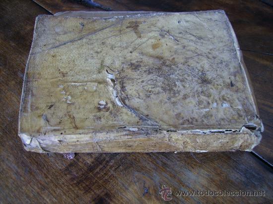 Libros antiguos: philosophia thomistica 1783 libro de pergamino tomo II 403 pgs - Foto 2 - 27414167