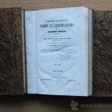 Estudios filosóficos sobre el cristianismo. Nicolás (Augusto)