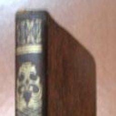Libros antiguos: CURSO DE FILOSOFIA ELEMENTAL. ÉTICA. DON JAIME BALMES. 1869.. Lote 27188620