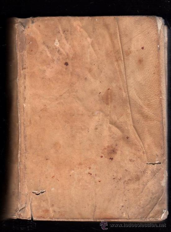 Libros antiguos: 1769,Madrid,Filosofía Thomística,dos tomos,pergamino,latín,regular estado,el de la foto - Foto 3 - 28119887