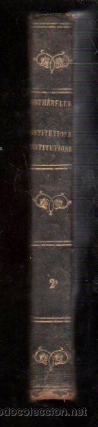 Libros antiguos: PHILOSOPHIA ELEMENTARIA, ZEPHYRINI GONZALEZ, VOLUMEN SECUNDUM, APUD NOV. SANCTI JOSEPH MATRITI 1894 - Foto 2 - 30062968