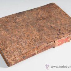 Libros antiguos: LIBRO INSTITUTIONES PHILOSOPHICAE, FRANCISCO JACQUIER, TOMUS III, AÑO 1815. Lote 31364087