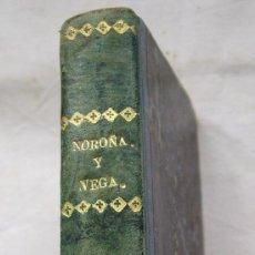 Libros antiguos: POESIAS ASIATICAS. TRAD. C. NOROÑA (1882) Y FABULISTAS EXTRANJEROS. TRAD. A. L. DE LA VEGA, (1881). Lote 45955668
