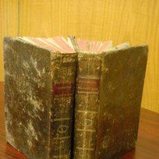 Libros antiguos: COMPENDIO MORAL SALMATICENSE, 1808, 2 TOMOS, SEGÚN LA MENTE DEL ANGÉLICO DOCTOR. Lote 32494850