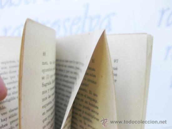 Libros antiguos: TRES DIÁLOGOS ENTRE HILAS Y FILONÚS. FILOSOFIA. 1923. JORGE BERKELEY. - Foto 6 - 32852376
