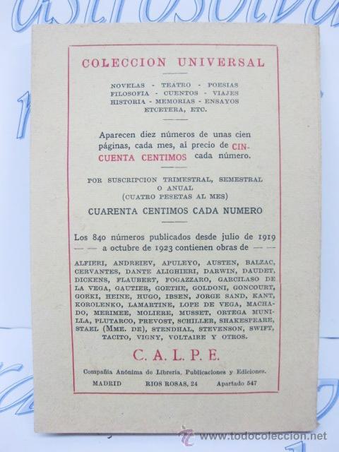Libros antiguos: TRES DIÁLOGOS ENTRE HILAS Y FILONÚS. FILOSOFIA. 1923. JORGE BERKELEY. - Foto 7 - 32852376