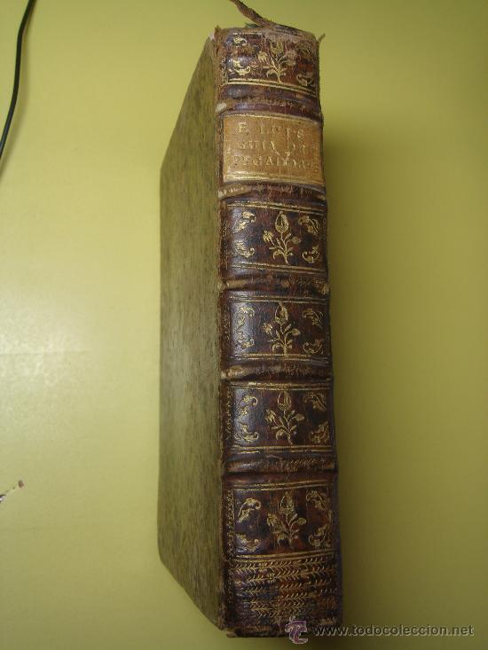 GUIA DE PECADORES. FRAY LUIS DE GRANADA. 1768 (Libros Antiguos, Raros y Curiosos - Pensamiento - Filosofía)