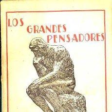 Libros antiguos: L. TOLSTOY : LA GRAN TRAGEDIA (ESCUELA MODERNA, C. 1920). Lote 36334304