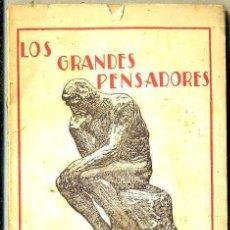 Libros antiguos: PI Y MARGALL : LAS CLASES JORNALERAS (ESCUELA MODERNA, C. 1920). Lote 36334487