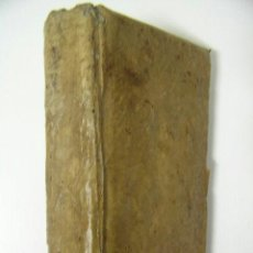 Libros antiguos: INSTITUTIONES PHILOSOPHICAE,FRANCISCO JACQUIER,1821,NOVA HISPANA ED,REF CRSTL A1. Lote 37329853