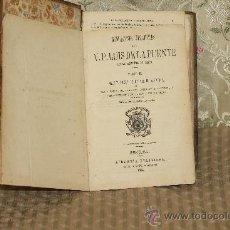 Libros antiguos: 3316- MEDITACIONES ESPIRITUALES DE LUIS DE LA PUENTE. LIB. RELIGIOSA. 1884 TOMO II. Lote 37487387