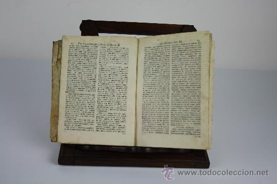 Libros antiguos: 5905- PHILOSOPHIA THOMISTICA. ANTONIO GOUDIN. EDIT. BENEDICTUM CANO. 1789. - Foto 2 - 38144833