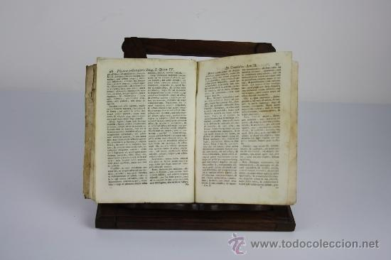 Libros antiguos: 5905- PHILOSOPHIA THOMISTICA. ANTONIO GOUDIN. EDIT. BENEDICTUM CANO. 1789. - Foto 3 - 38144833