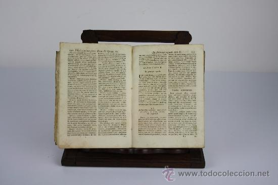 Libros antiguos: 5905- PHILOSOPHIA THOMISTICA. ANTONIO GOUDIN. EDIT. BENEDICTUM CANO. 1789. - Foto 4 - 38144833