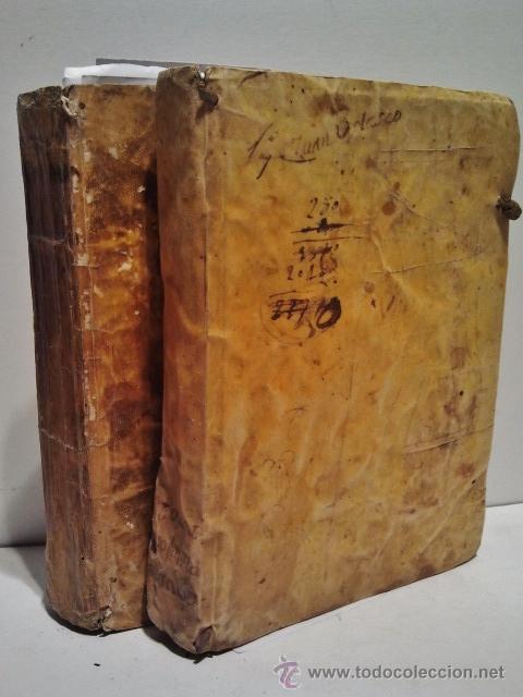 PHILOSOPHIA THOMISTICA, JUXTA INCONCUSSA. ANTONIO GOUDÍN. TOMO II-III-IV. CON GRABADOS. MADRID 1784. (Libros Antiguos, Raros y Curiosos - Pensamiento - Filosofía)