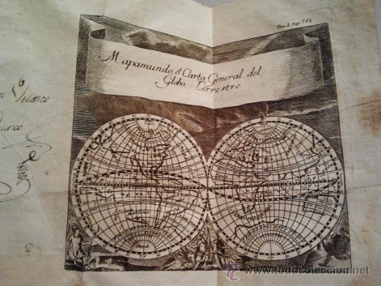 Libros antiguos: Philosophia Thomistica, Juxta inconcussa. Antonio Goudín. Tomo II-III-IV. Con Grabados. Madrid 1784. - Foto 6 - 38451888