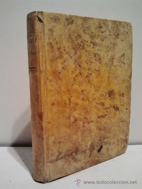 PHILOSOPHIA THOMISTICA, JUXTA INCONCUSSA. POR ANTONIO GOUDÍN. TOMO III-IV. CON GRABADOS. MADRID 1800 (Libros Antiguos, Raros y Curiosos - Pensamiento - Filosofía)