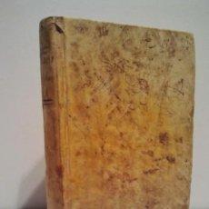Libros antiguos: PHILOSOPHIA THOMISTICA, JUXTA INCONCUSSA. POR ANTONIO GOUDÍN. TOMO III-IV. CON GRABADOS. MADRID 1800. Lote 38451959