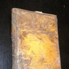 Libros antiguos: CURSUM PHILOSOPHIAE PARISSIS 1692 ? TOMI PRIMI. Lote 39615993