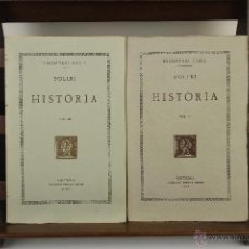 Libros antiguos: 4071-FUNDACIO BERNAT METGE. ESCRIPTORS LLATINS Y GRECS. 37 VOL. 1930/1936.. Lote 40171963