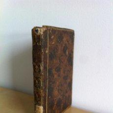 Libros antiguos: CARACTERES O SEÑALES DE LA AMISTAD. MARQUÉS DE CARACCIOLO. 1780. ---------3ª COMPRA ENVÍO GRATIS----. Lote 40967360